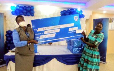 Stanbic Bank Awards Customers On Uganda's 59th Independence