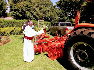 Gulu Archdiocese, Govt Lay Plans For Cassava Commercialization and Industrialization project